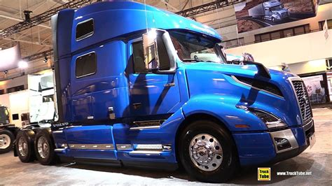 Volvo Truck 2019 Interior by 2019 Volvo Vnl 64t 860 Globetrotter Xl Seeper Truck