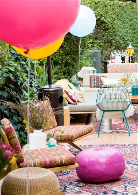 decorating ideas   gorgeous summer solstice party