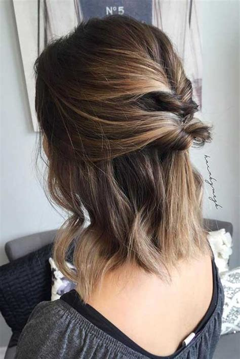 Updo Hairstyles For Hair Casual by Easy Updo Hairstyles For Special Look