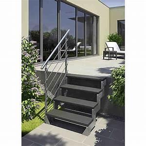 Kleine Treppe Kaufen : dolle au entreppe gardentop set 1 startset f r 2 stufen ~ Lizthompson.info Haus und Dekorationen