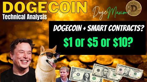 ARE DOGECOIN DEVS WORKING ON SMART CONTRACTS? Can Doge Hit ...