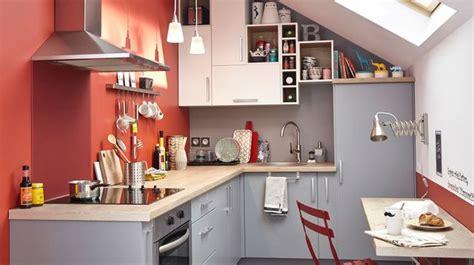 couleur mur de cuisine peinture cuisine bonnes couleurs pièges à éviter