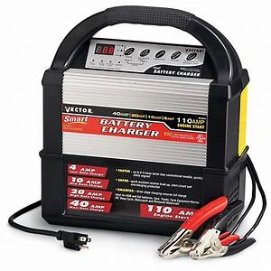 Batterie 12 Volts : vector 12 volt smart battery charger 129267 chargers ~ Farleysfitness.com Idées de Décoration