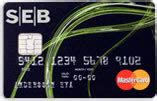 seb mastercard kreditkort bankkort betalkort ikort se