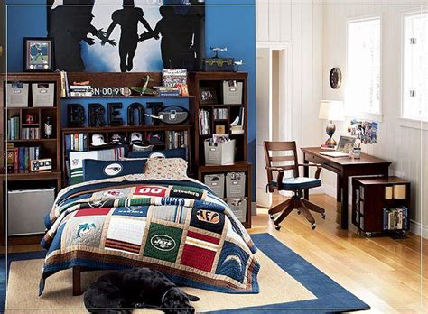 Sports Themed Children's Bedroom Ideas