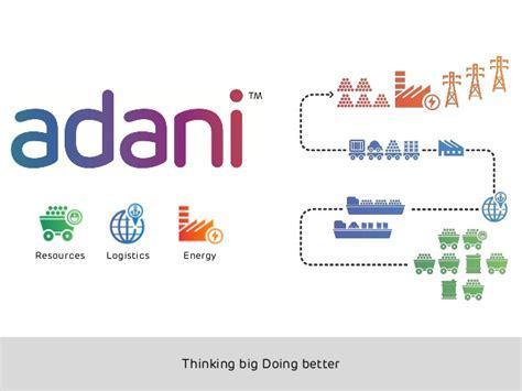 adani group presentationdec