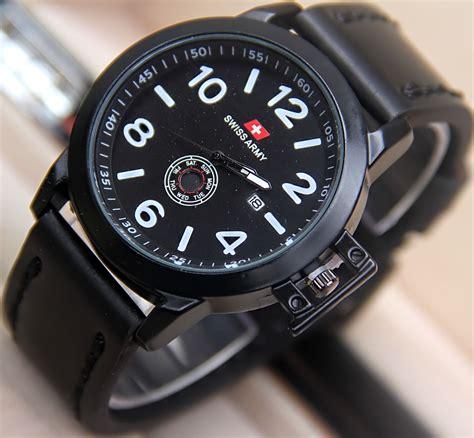 jam tangan bonia black gold jam tangan pria swiss army kw jam simbok