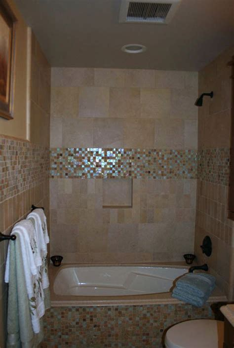 brown mosaic bathroom tiles ideas  pictures