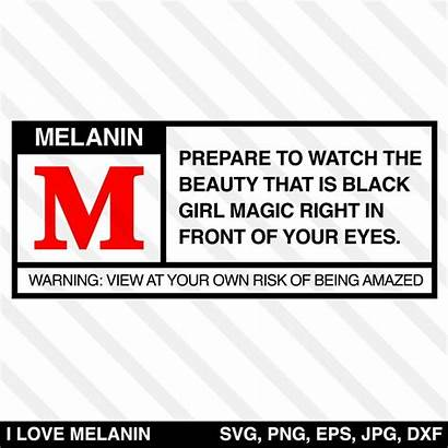 Melanin Svg Quotes Rated Magic