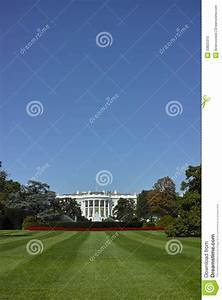 The White House Stock Photo - Image: 33825310