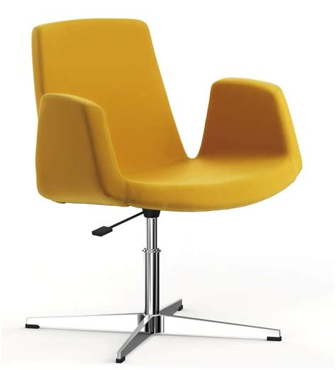 swivel chair height adjustable for meeting and