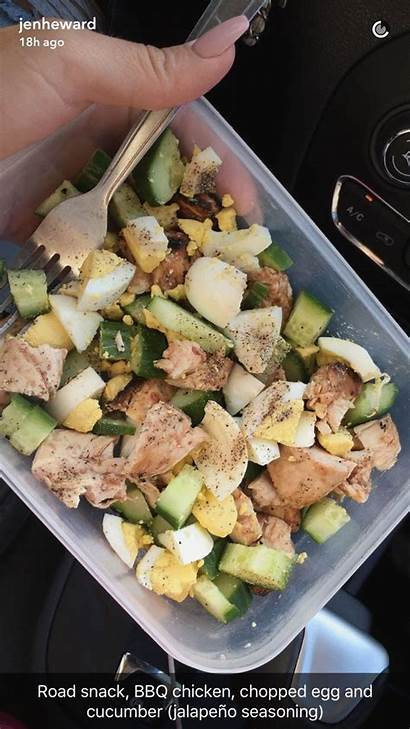Meal Prep Recipes Eating Lunch Healthy Chicken