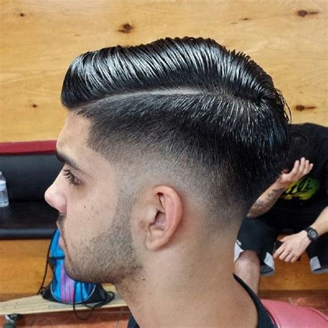 uppercut hairstyle  hairstyles