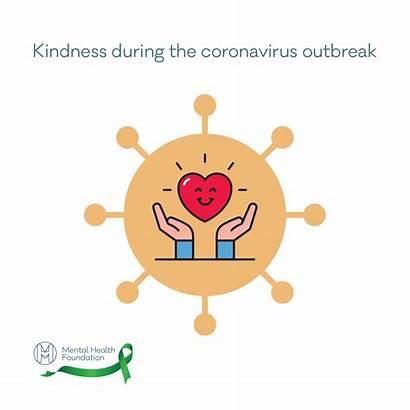 Coronavirus Kindness During Mental Health Acts Random