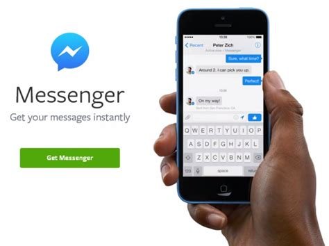 messenger gets significant update new interface