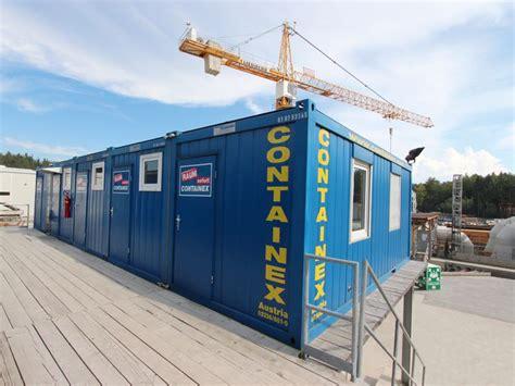 Noleggio Container Uso Ufficio - prefabbricato modulare a noleggio containex