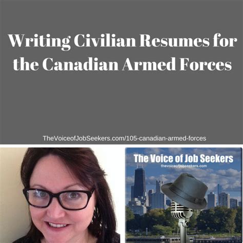 resume resources prenzel how canadian armed forces personnel can write resumes for civilian careers the voice of