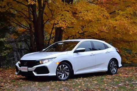 Honda Civic Hatchback Picture 2017 honda civic hatchback review autoguide news