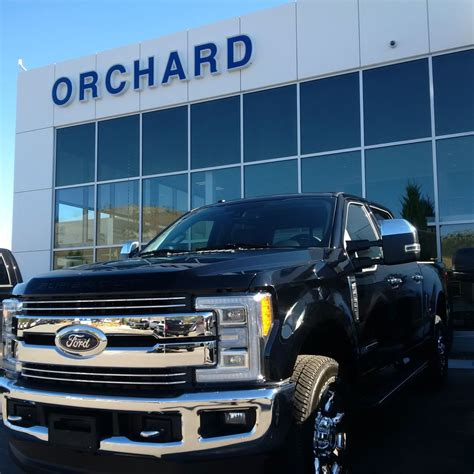 Orchard Car Dealers by Orchard Ford Sales Car Dealers 911 Stremel Road