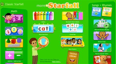 the starfall weekend website 125 starfall math ask a tech
