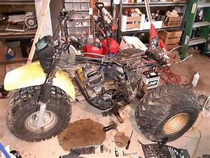Yamaha Tri Moto Ytm225 Dx