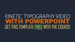 Powerpoint kinetic typography template popular samples for Powerpoint kinetic typography template