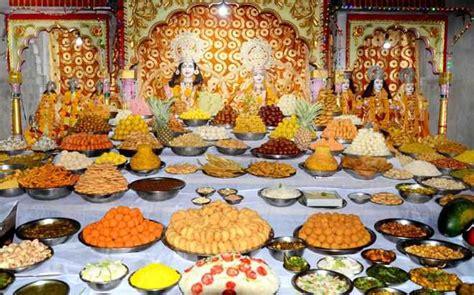 Prayers Mark Govardhan Puja