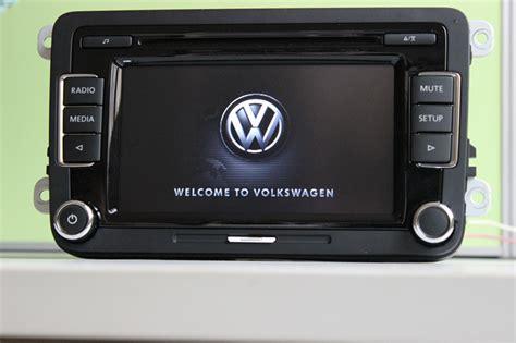 vw original rcd car radio usb volkswagen rcd  car cd