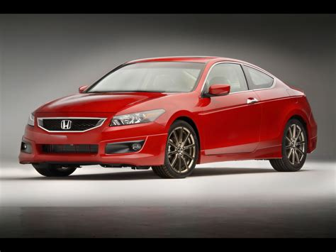 2008 Honda Factory Performance Accord Coupe Front And