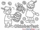 Oktoberfest Coloring Beer Ausmalbilder Printable Malen 1ausmalbilder Template Ausmalen sketch template