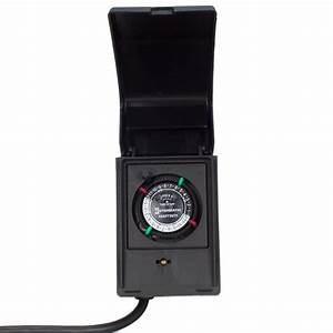 Buy Intermatic P1121 Heavy Duty Outdoor Timer 15 Amp In