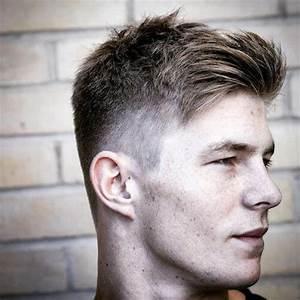Coupe De Cheveux Homme Court : coupe de cheveux d grad court homme ~ Farleysfitness.com Idées de Décoration
