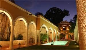 Adobe Style House Plans Welcome To Hotel Hacienda Mérida