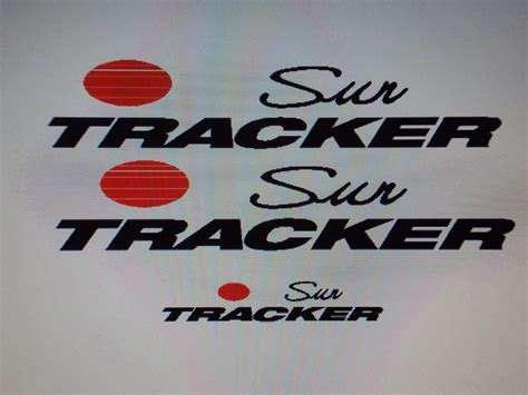 Tracker Boats Gift Card by Sun Tracker Pontoon Marine Vinyl Suntracker 2 Sides And 1
