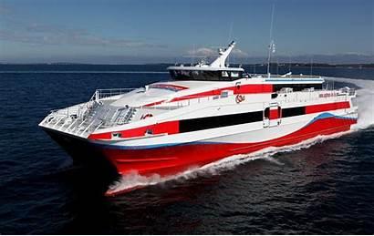 Express Ferry Iles Guadeloupe Boat Martinique Catamaran