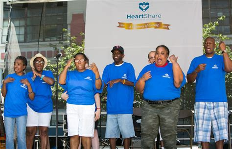 heartshare human services of new york news amp events 524 | heartshare pics 0010 Queens Day Hab Players at 2014 Block Party 1024x658