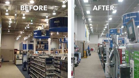 Best Buy Chagne Brighter Better And Energy Efficient New Lights At 800