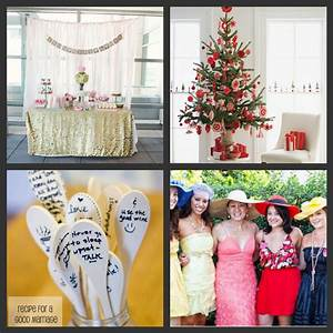 weddings are fun blog fun bridal shower ideas With themes for wedding showers