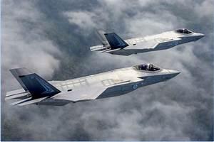 F-35 Stealth Fighter Data Stolen in Australia Defence Hack ...