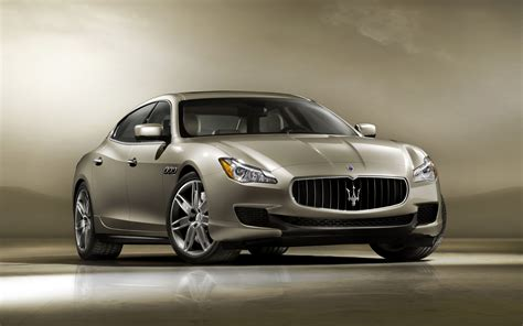Maserati Car : Maserati Ghibli 2014 Wallpaper