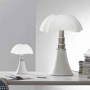 Lampe A Poser Design : lampe poser martinelli luce minipipistrello led contr le ~ Dailycaller-alerts.com Idées de Décoration