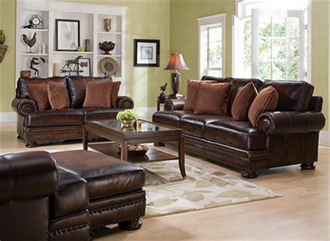 Raymour And Flanigan Leather Living Room Sets by Foster Traditional Leather Living Room Collection Design
