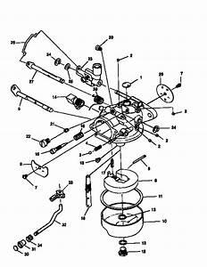 Craftsman Gamefisher 15 Hp 15 U0026quot  Transom Parts