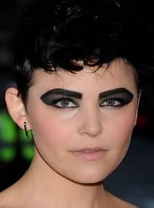80s Punk Rock Eye Makeup - Life Style By Modernstork.com