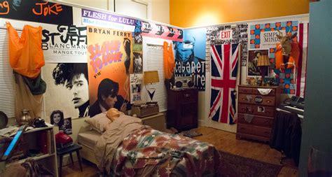 perfect recreation  ferris buellers bedroom