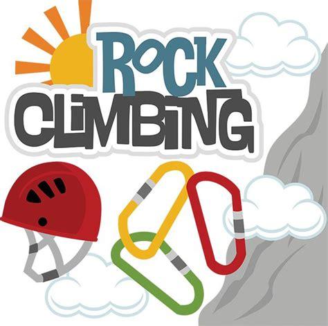 Rock Wall Climbing Clip Art (29+)