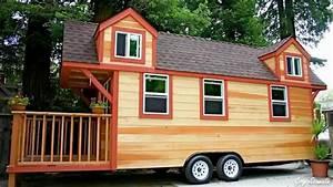 Tiny Houses De : little houses on trailers youtube ~ Yasmunasinghe.com Haus und Dekorationen