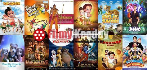 Top 12 Best Animation Movies Of Bollywood