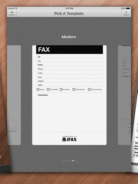 receive fax on iphone ifax send fax from iphone or on the app