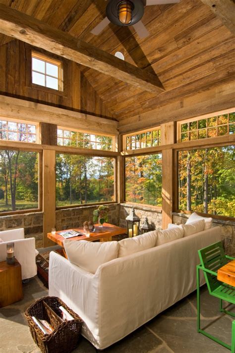 rustic sunrooms 16 serene rustic conservatory designs for the garden